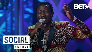 Michael Blackson Goes After Mo'Nique | BET Social Awards thumbnail