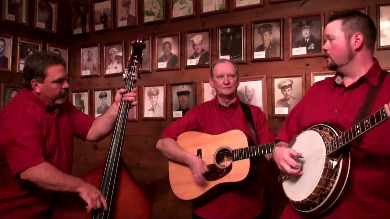 Red Rocking Chair Band ~ Movin on bluegrass red rocking chair youtube