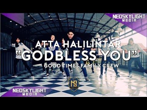 "Atta Halilintar ""God Bless You"" Dance Move I @Good Times Family Crew [@Neoskylight_Media]"
