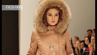 PATRIZIA PARMA Belarus Fashion Week Spring Summer 2018 - Fashion Channel