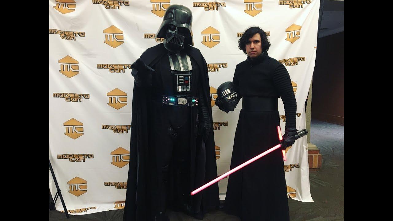 XCOSER Kylo Ren Inner Tunic Star Wars Cosplay Costume
