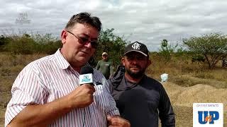 Falta d'água no Ramal de Flores nossa reportagem conversa com técnicos sobre o problema e a solução
