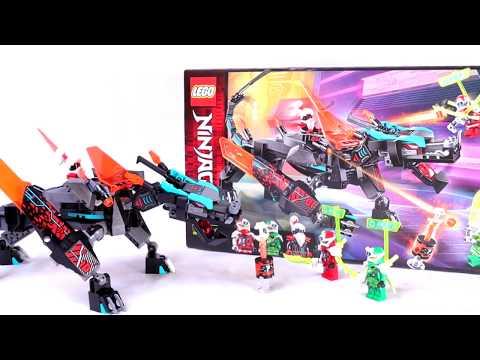 LEGO NINJAGO 71713 – Императорский дракон