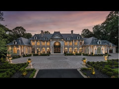 This Outstanding Award Winning Mansion Is an Architectural Masterpiece! | Le Chateau De Lumière