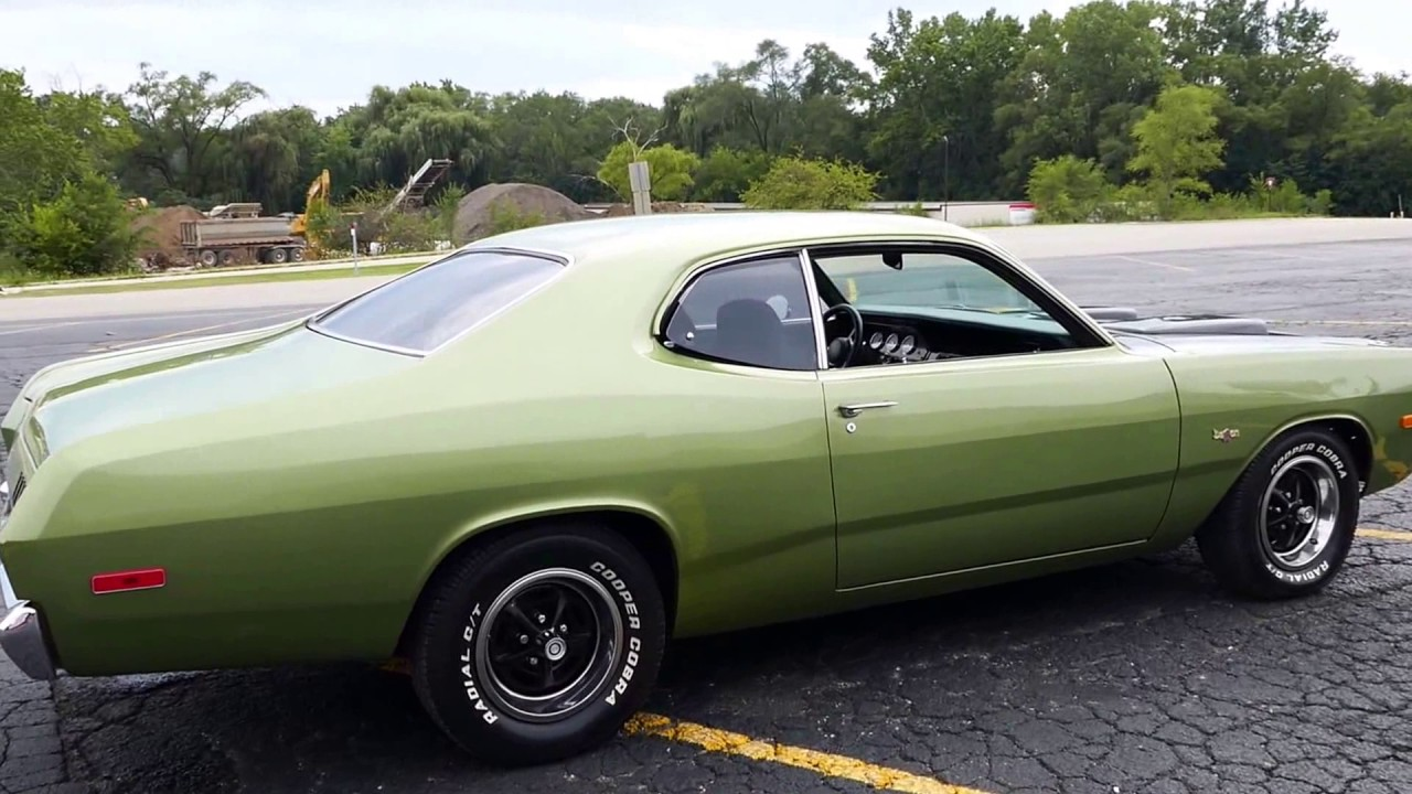 1972 Dodge Demon -RESTORED RARE MOPAR-FROM WEST COAST-GREAT FOR CAR ...