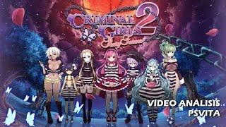 criminal Girls 2: Party Favors  Anlisis espaol GameProTV