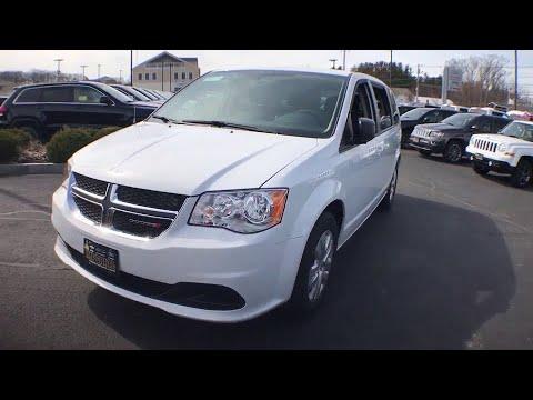 2018 Dodge Grand Caravan Milford, Franklin, Worcester, Framingham MA, Providence, RI 18-376