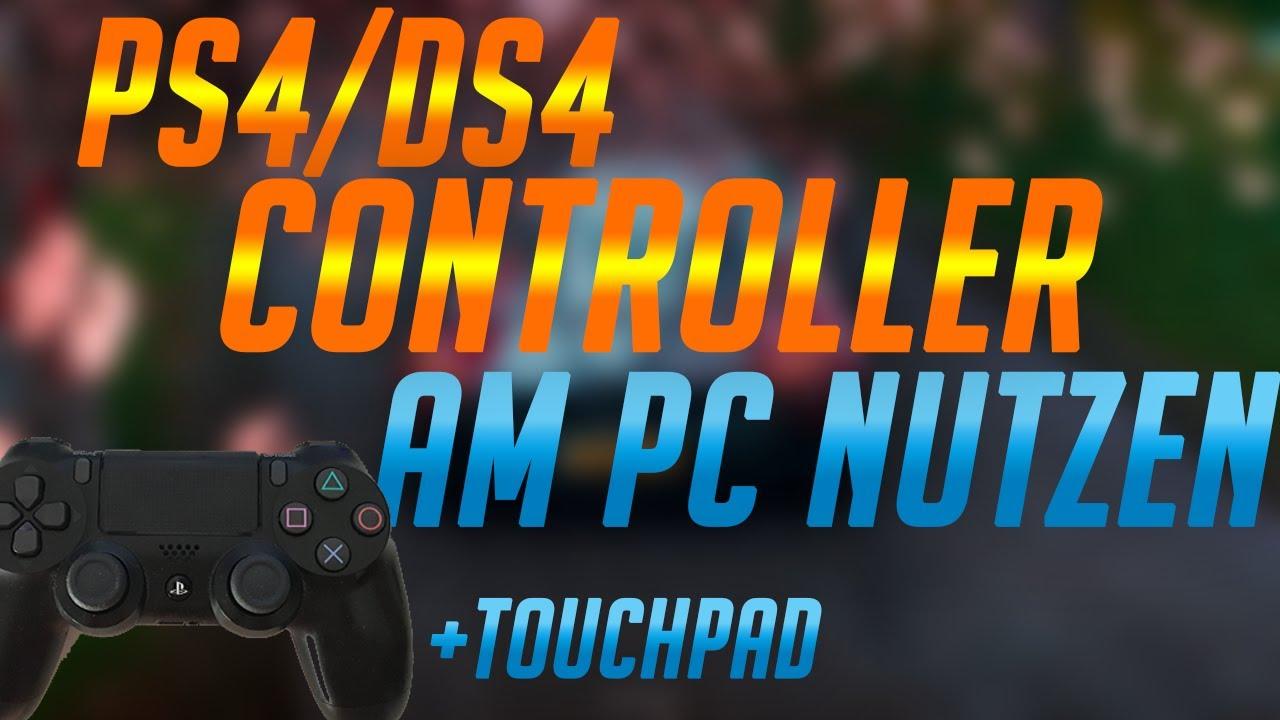 Tutorial Ps4 Ds4 Controller Auf Windows Nutzen Für Z B Forza Horizon 4 Youtube