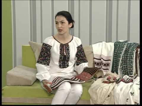 Ранок-панок Любов Дрогомирецька про моду на вишиванки