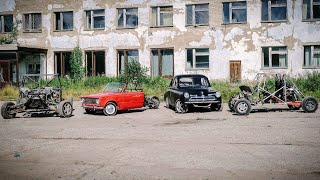 Фото Все проекты Русской Джимханы Что с ними Где Trophy Truck