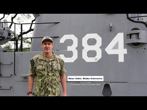 Submarine Force U.S. Pacific Fleet - Submarine Force 120th Birthday