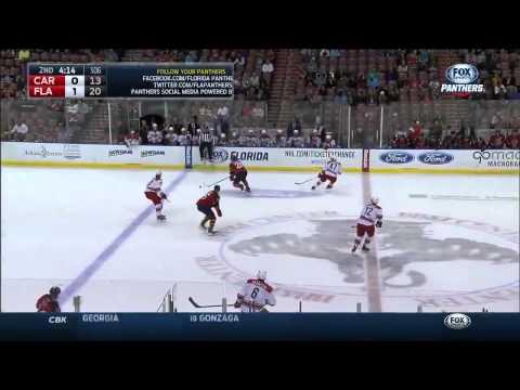 Carolina Hurricanes vs. Florida Panthers 26.11.2014