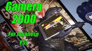 Gamera 2000 Review for the Japanese Playstation 1!
