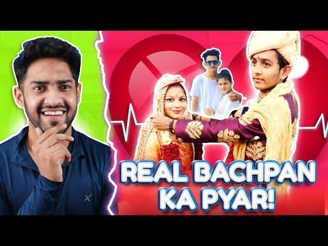 Real Bachpan Ka  Pyar Kids Of Youtube India!
