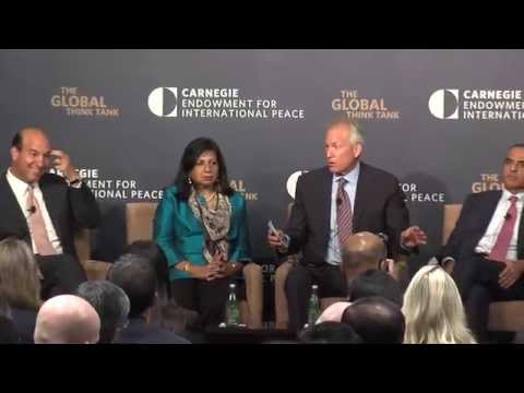 U.S.-India Economic Ties: Ready for Takeoff? (Session 2)