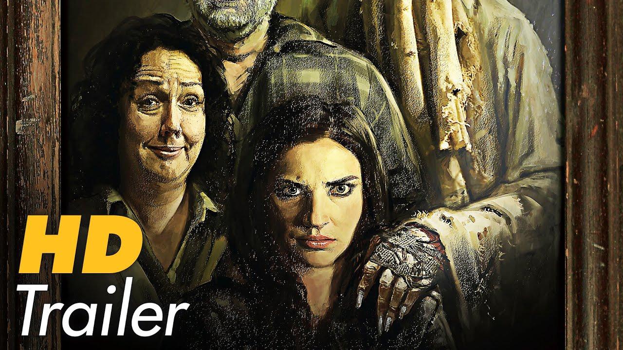 HOUSEBOUND Trailer German Deutsch [2015]