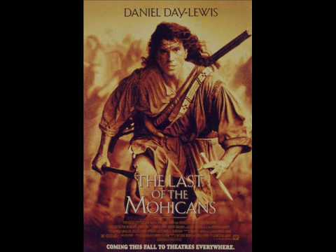 THE LAST OF THE MOHICANS ♫ Soundtrack  El Ultimo Mohicano poster