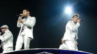 10,000 Promises - Backstreet Boys - NKOTBSB - Indianapolis - 7/26/11