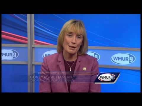 2016 final pitch: Maggie Hassan, candidate for U.S. Senate