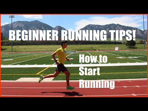 BEGINNER RUNNING TIPS: HOW TO START DISTANCE RUNNING! By Coach Sage Canaday