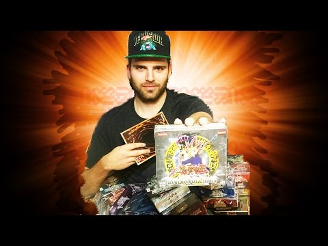 YuGiOh OVER $9000! Invasion of Chaos Box Opening! New Years Special!!