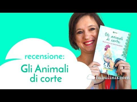 gli animali di corte 🐔🐷 libri per bambini illustrati