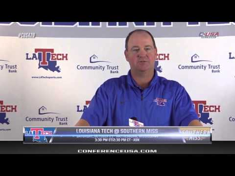 C-USA Week 9 Football Preview