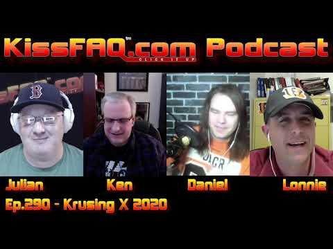 KissFAQ Podcast Ep.290 - Kruising X 2020