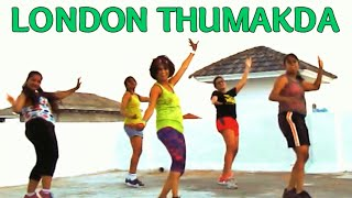 London Thumakda - Queen (2014) | Zumba® Cardio Routine by Vijaya