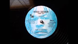 Yabby You & The Prophets - Jah Vengeance 12""
