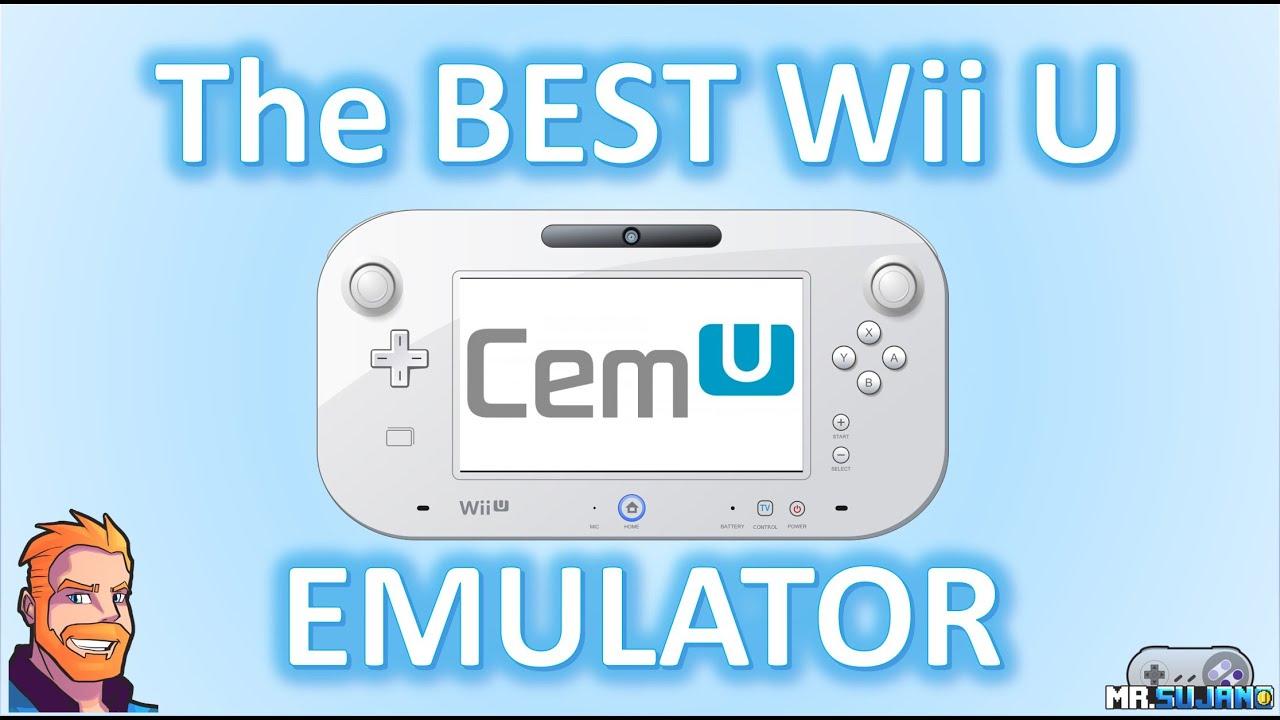 Cemu emulator games download