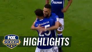 Video Gol Pertandingan Schalke 04 vs Vfb Stuttgart