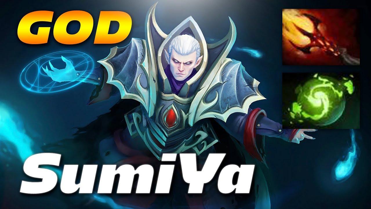Sumiya Invoker God Dota  Pro Mmr Gameplay
