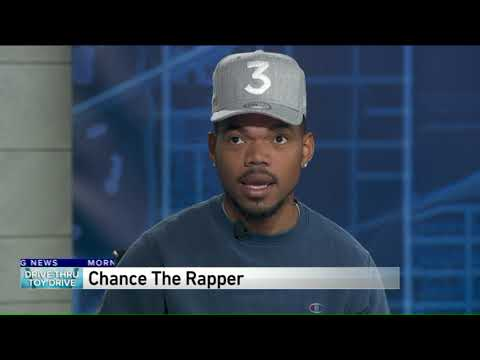 Chance the Rapper on incredible year, fundraising for CPS