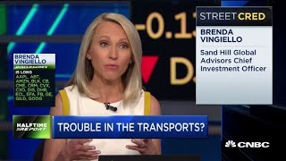 Transports is the part of the economy that is being the most impacted, says CIO