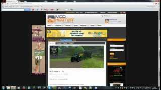 Farming Simulator 2013 - Guide [Hud-Hider mod]