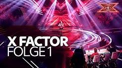 X Factor auf Sky – Einmalig: KOMPLETTE ERSTE FOLGE!