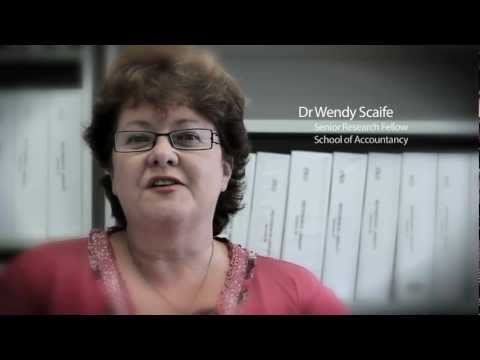QUT Research - Philanthropy & Fundraising - Accountancy