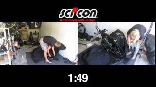 Scicon Bike packing Challenge