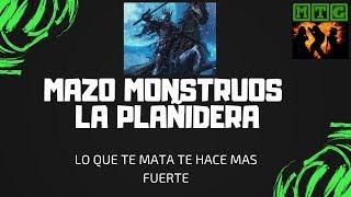 Скачать Gwent Mazo Monstruos Eredin La Plañidera