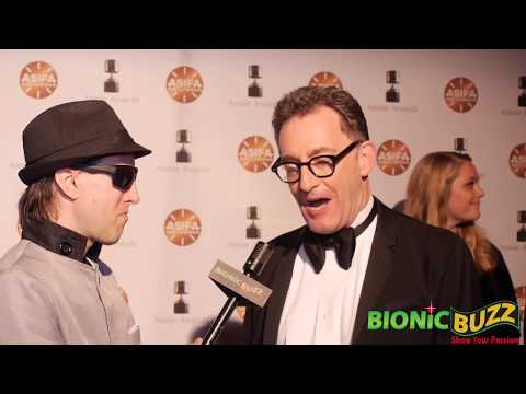 Tom Kenny Interview at Annie Awards 2018