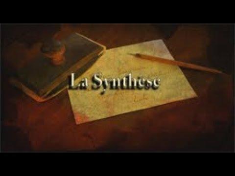 14- La Synthèse