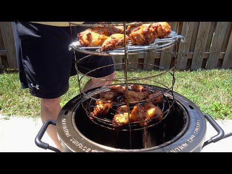 How To Cook Chicken Wings In Char Broil Big Easy Oilless Turkey Fryer
