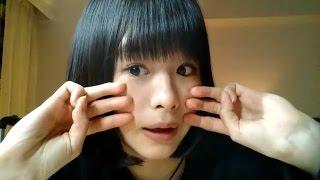 2017/3/12 19:46~ NGT48 チームNⅢ 高倉萌香のSHOWROOM配信.