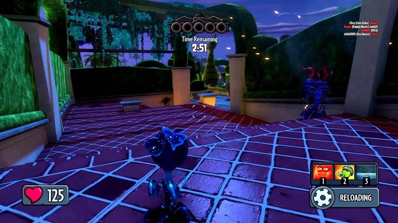 Plants vs. Zombies™ Garden Warfare 2 - Offizielle Seite