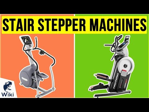 10 Best Stair Stepper Machines 2020