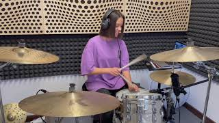 The Turning Point-Toto drum cover