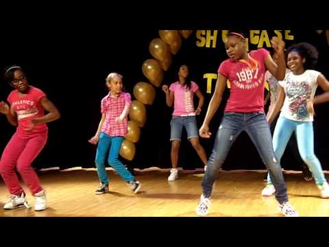2011 Barbacoa/ Talent Show at Olson Middle School [Minneapolis] pt.3