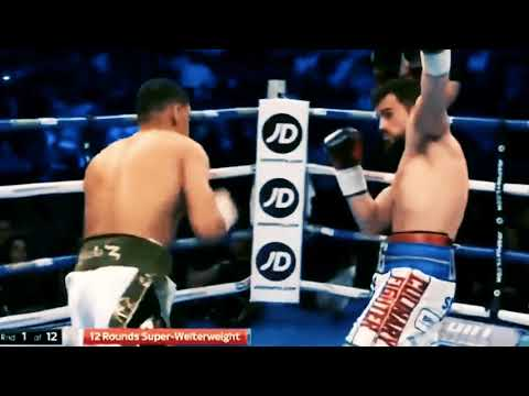 Hands So Fast They Could Light Up Zeus... Amir Khan