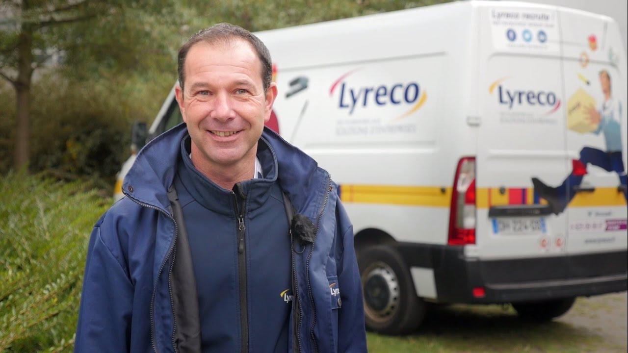 Partagez Le Quotidien De David Chauffeur Livreur Chez Lyreco